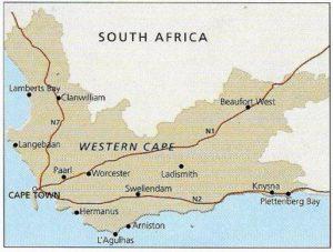 Map regional wc rarities